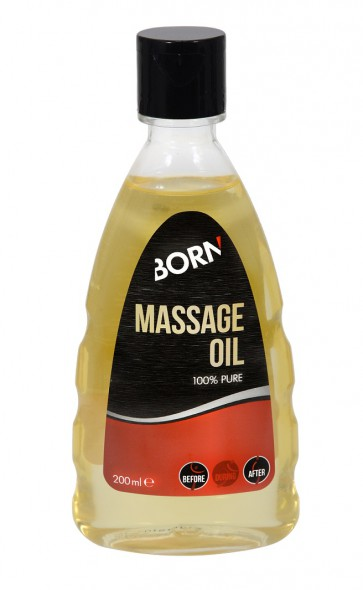 Born Massage Olie