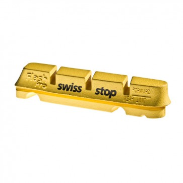 SwissStop FlashPro Yellow King carbon remblokken