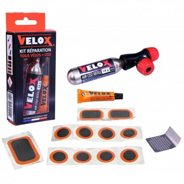 Velox Co2 reparatie set